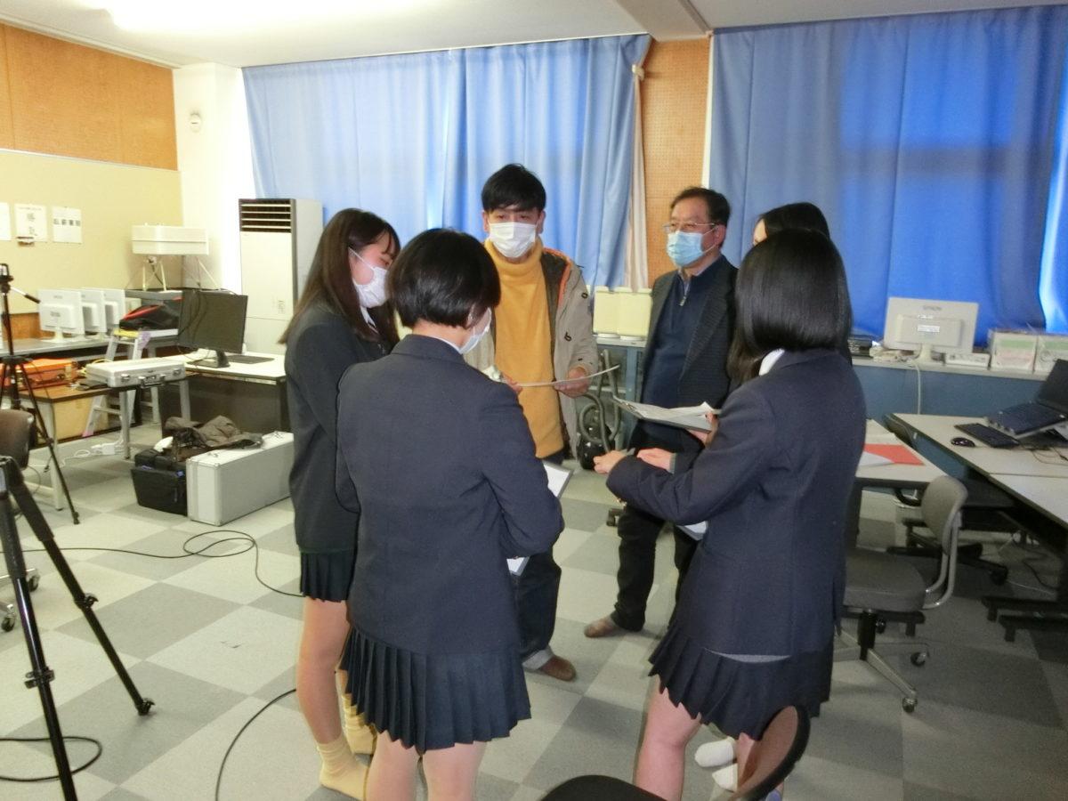 生徒商業研究発表会2